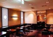 「雪月花」2階食堂